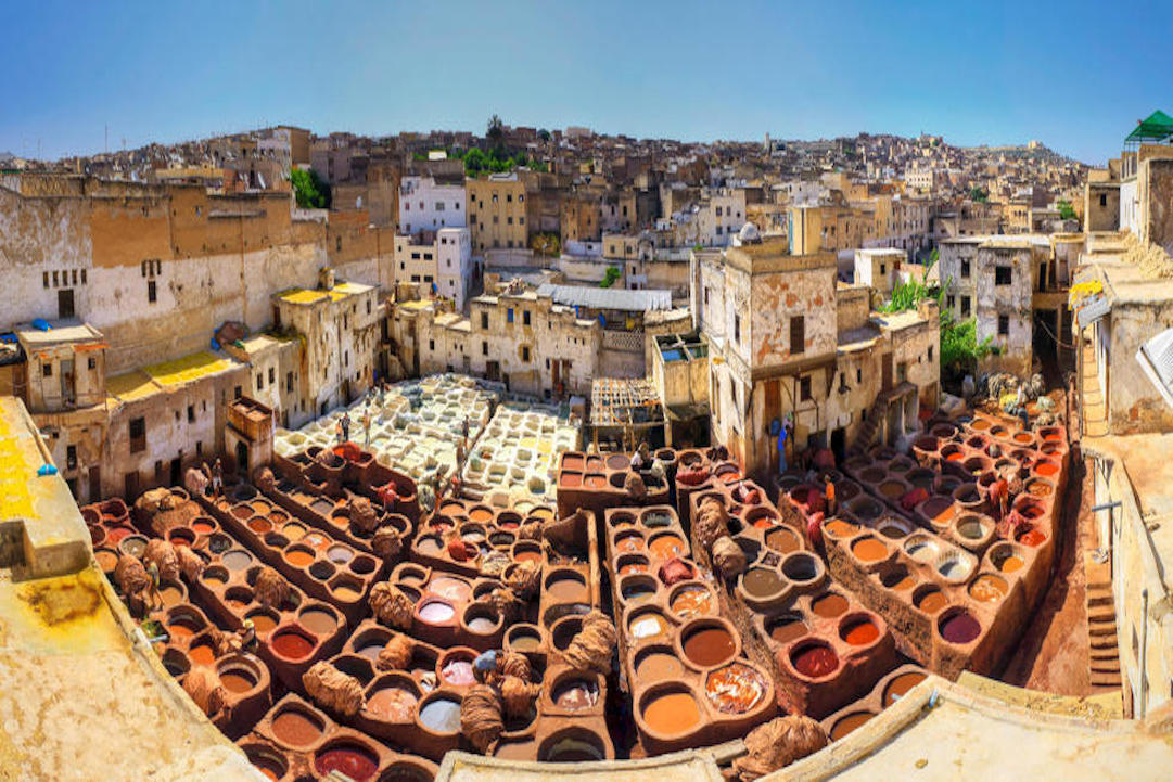 fez medina guided tour fes sahara tours
